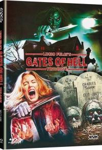 Ein Zombie hing am Glockenseil Triology (Mediabook) Cover B