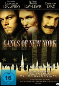 Gangs of New York Cover