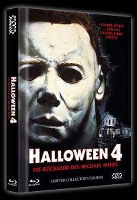 Halloween 4 - Die Rückkehr des Michael Myers Cover A