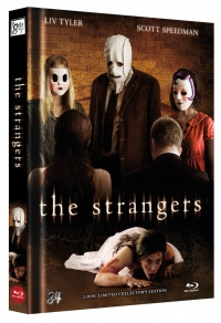 The Strangers Cover B
