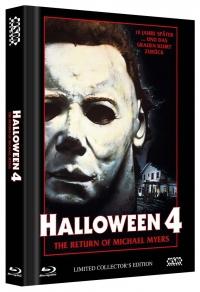 Halloween 4 - Die Rückkehr des Michael Myers Cover
