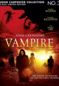 John Carpenters Vampire Cover C