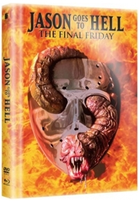Jason Goes to Hell - Die Endabrechnung Limited Mediabook