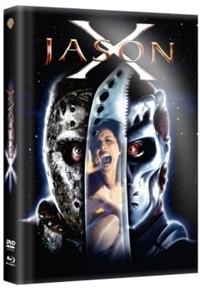 Jason X Limited Mediabook