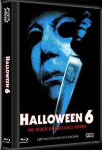 Halloween 6 - Der Fluch des Michael Myers Cover A