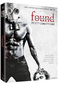 Found - Mein Bruder ist ein Serienkiller Cover A