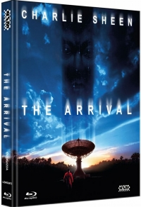The Arrival Cover A