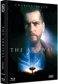 The Arrival Cover B