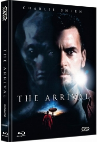 The Arrival Cover C