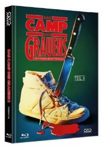 Das Camp des Grauens - Teil II Cover A