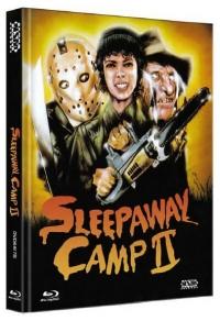 Das Camp des Grauens - Teil II Cover B