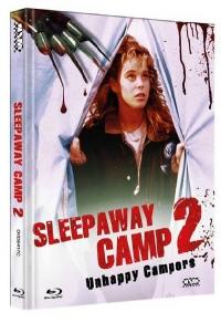Das Camp des Grauens - Teil II Cover C