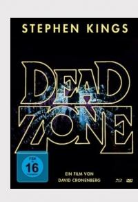 Dead Zone - Der Attentäter Limited Mediabook
