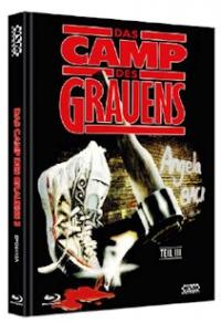 Das Camp des Grauens - Teil III  Cover A