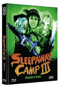 Das Camp des Grauens - Teil III  Cover B