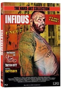 Infidus Cover B