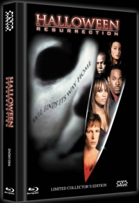 Halloween 8 - Resurrection Cover