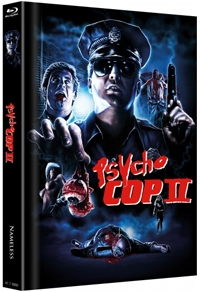 Psycho Cop 2 Cover A