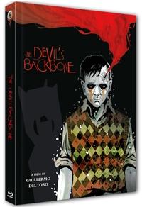 The Devil's Backbone Cover A