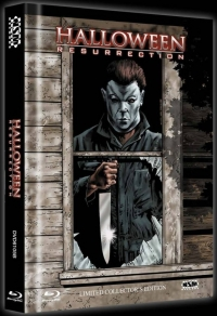 Halloween 8 - Resurrection Cover B