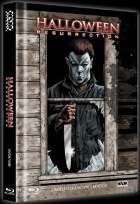 Halloween 8 - Resurrection Cover B