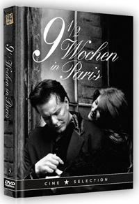 9 1/2 Wochen In Paris Limited Mediabook