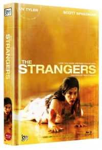 The Strangers Cover C