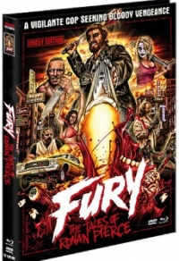 Fury: The Tales of Ronan Pierce Limited Uncut Edition