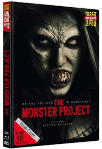 The Monster Project Limited Mediabook