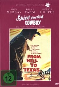 Schieß zurück, Cowboy! Cover