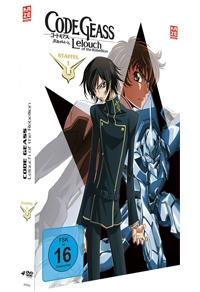 Code Geass: Lelouch of the Rebellion - Staffel 1 Limited Mediabook