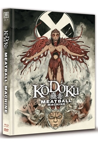 Kodoku Meatball Machine Cover A