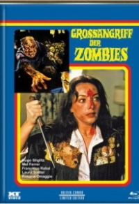 Grossangriff der Zombies Cover A