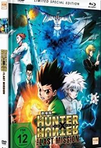 Hunter x Hunter: The Last Mission Limited Mediabook