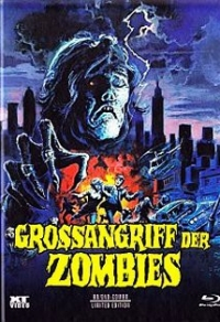 Grossangriff der Zombies Cover