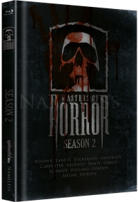 Masters of Horror Volume 2 Cover A