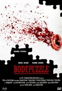 Body Puzzle - Mit blutigen Grüßen Cover B