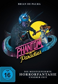 Phantom im Paradies Limited Mediabook