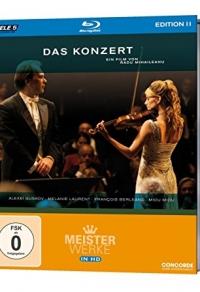 Das Konzert Digibook