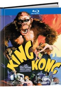 King Kong Limited Mediabook