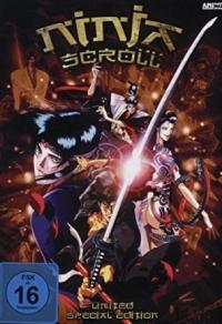 Ninja Scroll Limited Mediabook