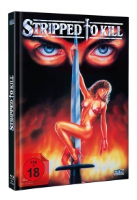 Stripped to Kill Limited Mediabook