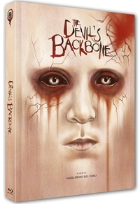 The Devil's Backbone Cover B