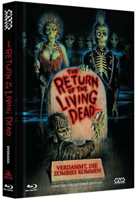 The Return of the Living Dead Cover A
