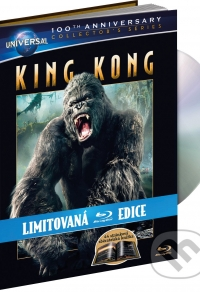 King Kong ( Remake ) Limited Mediabook