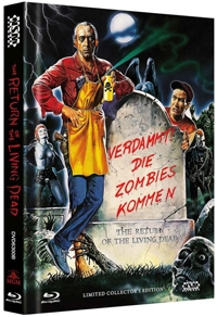 The Return of the Living Dead Cover B