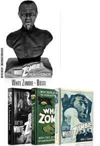 Im Bann des weißen Zombies Limited Collectors Edition