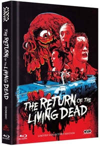 The Return of the Living Dead Cover C