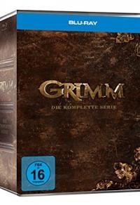 Grimm [TV-Serie] Limited Mediabook
