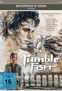 Rumble Fish Limited Mediabook